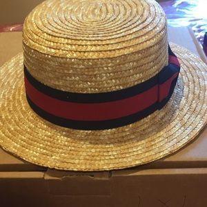 Other - Man straw hat